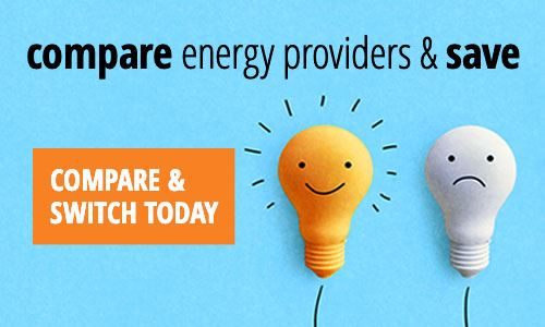 Compare Energy Providers and Save